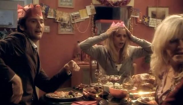 Doctor Who The Christmas Invasion.Docsmartypants Blog Archive 25 Days The Christmas Invasion