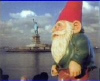 Gnome in New York